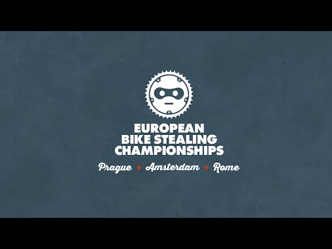 European Bike Stealing Championships 2015