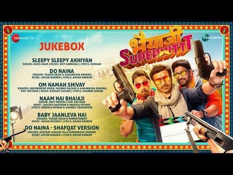 Bhaiaji Superhit - Full Movie Audio Jukebox |Sunny