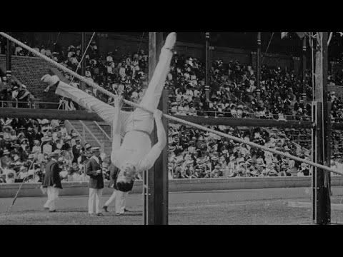 1912 Stockholm Olympics - Gymnastics, Athletics, Fencing & 5000 metres