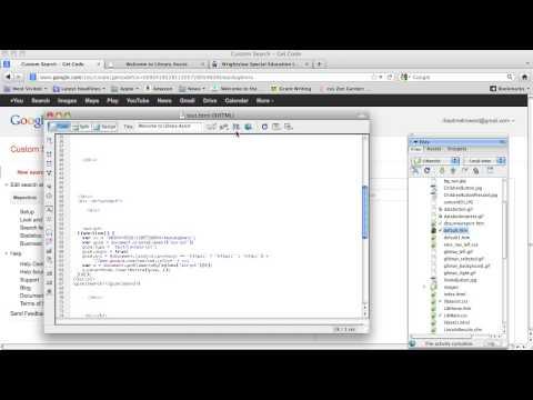 Create a Custom Search Engine.mp4