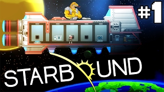 STARBOUND Episode #1: Bounding Around Stars - 4 Player Co-op w/ChadWhyNot!! Starbound PC Multiplayer Tonight, we're...