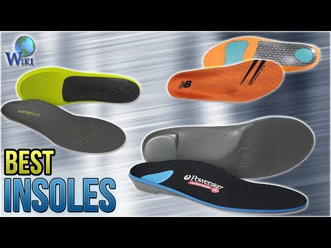 10 Best Insoles 2018