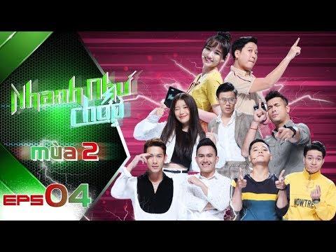 Nhanh Như Chớp Mùa 2| Tập 04 Full HD: Hari Won-Trường Giang Bị Han Sara Và Con Hoài Linh Dập Tơi Tar - Thời lượng: 55:57.