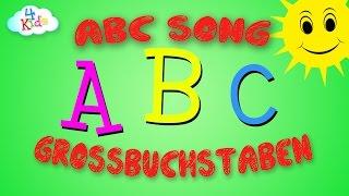 ABC SONG Für Kinder Und Kleinkinder. Kinderlieder Zum Mitsingen Und Lernen (deutsch)