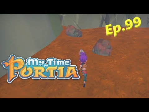 My Time At Portia - Igneous Rock, Zeolite, Rock Salt... Ep.99
