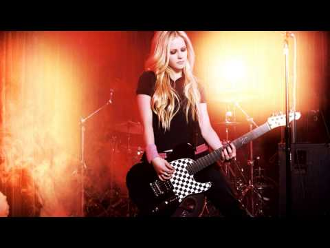 Avril Lavigne - One Of Those Girls (Official Instrumental) [High Quality]