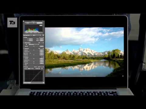 MacBook Pro 13-inch Retina video
