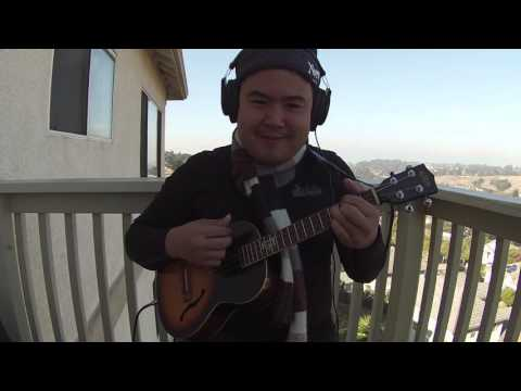 Online: Christmas Songs Winter Wonderland Ukulele Cover Chords In ...