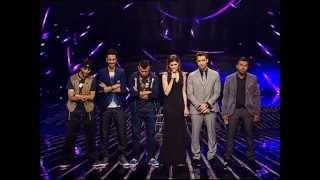 النتائج النهائية - العروض المباشرة - الأسبوع 3 - The X Factor 2013