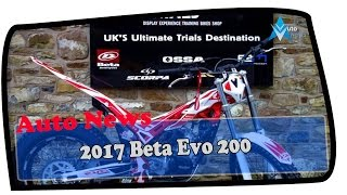 8. Wow Amazing !!! 2017 Beta Evo 200 Price & Spec
