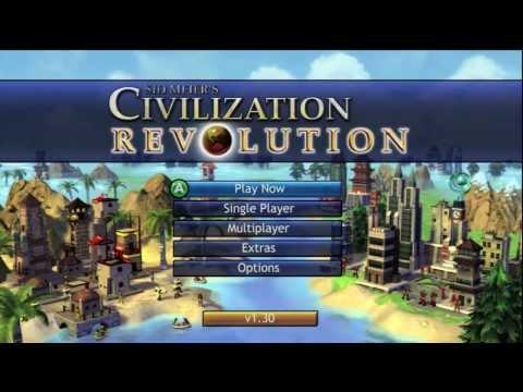 Let's Play Sid Meier's Civilization Revolution Pt1