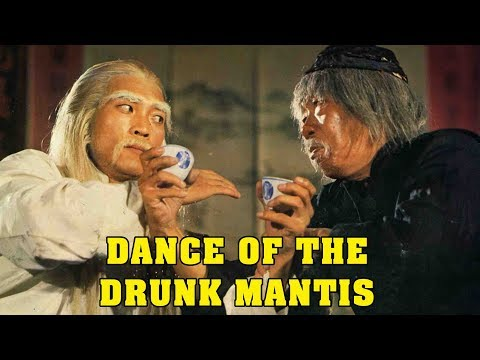 Wu Tang Collection - Dance of the Drunk Mantis -  (English Subtitled)