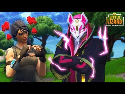 NOOB FALLS IN LOVE WITH DRIFT*SEASON 5*Fortnite Short Film