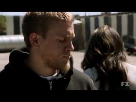 sons of anarchy - jax & tara