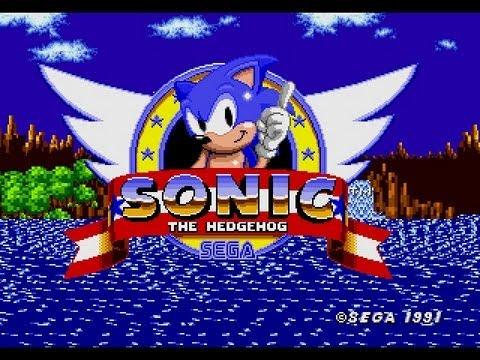 Sonic the Hedgehog Megadrive