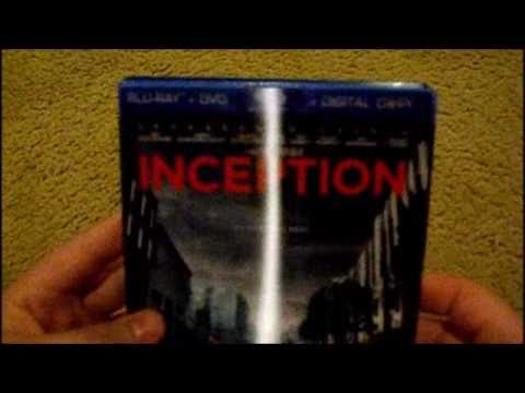 Inception Bluray Review