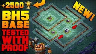 Clash of Clans Builder Base / Best BH5 Base [Anti 2 Star, Anti Giant Builder Hall 5 Base 2017]. Base done after CoC Versus Battle Update with New Troops and Buildings like Crusher, Multi Mortar, Push Trap, Cannon Cart, Double Cannon, Bomber, Old Barbarian Statue, Battle Machine aka New Hero, Gem Mine, Clock Tower etc. Stay tuned for more Clash of Clans animation / defense strategy / base designs / layouts / speed builds / noob trolling bases / defensive replays! :) Can we hit 1000 likes? :3▽ FASTEST WAY TO EARN FREE GEMS: http://cashforap.ps/jaso▽ Instagram: https://www.instagram.com/clashjaso▽ Twitter: https://twitter.com/Clash_Jaso▽ Subscriber count: 148,411----------------------------------------­­---------------------------------------­-­---MY OTHER VIDEOS:CLASH OF CLANS BUILDER BASE BH2 (COC BUILDER BASE)https://www.youtube.com/watch?v=Y5CxJRMlS30&tCLASH OF CLANS BUILDER BASE BH3 (BUILDER HALL 3 BASE)https://www.youtube.com/watch?v=hQHfDlg7P2s&tCLASH OF CLANS BH4 ANTI 1 STAR (COC UPDATE)https://www.youtube.com/watch?v=MkorBcgmMl0&tCLASH OF CLANS BUILDER BASE BH4 (BUILDER HALL 4 BASE)https://www.youtube.com/watch?v=dv-ZemdMRroCLASH OF CLANS BH5 BASE (BUILDER HALL 5 BASE 2017)LINK:----------------------------------------­­---------------------------------------­-­---Songs used: 1) Jim Yosef - Link [NCS Release]2) Distrion & Alex Skrindo - Lightning [NCS Release]3) Axol & The Tech Thieves - Bleed [NCS Release]4) RIVERO & Anna Yvette - Heaven [NCS Release]5) Ship Wrek, Zookeepers & Trauzers - Vessel [NCS Release]Provided by NCS https://www.youtube.com/user/NoCopyrightSoundsJim Yosef• http://soundcloud.com/jim-yosef• http://facebook.com/jimyosefmusic• http://twitter.com/jimyosefDistrion• https://soundcloud.com/distrion• https://www.facebook.com/distrionmusic• https://twitter.com/Distrionoficial[Alex Skrindo• https://soundcloud.com/alex-skrindo• https://www.facebook.com/AlexanderSkrindo• https://twitter.com/AlexSkrindoAxol• http://soundcloud.com/axol_music• http://facebook.com/axolmusic• http://instagram.com/axolmusicThe Tech Thieves• http://soundcloud.com/thetechthievesmusic• http://facebook.com/thetechthievesmusic• http://instagram.com/thetechthievesRivero• http://soundcloud.com/officialrivero• http://facebook.com/officialrivero• http://instagram.com/riveromusicAnna Yvette• http://soundcloud.com/annayvettemusic• http://facebook.com/annayvettemusic• http://instagram.com/annayvetteShip Wrek• http://soundcloud.com/theshipwrek• http://facebook.com/theshipwrek• http://instagram.com/shipwrekmusicZookeepers• http://soundcloud.com/zookeepersdk• http://facebook.com/zookeepers• http://instagram.com/zookeepersdkTrauzers• http://soundcloud.com/trauzers• http://facebook.com/trauzers• http://instagram.com/trauzersdk----------------------------------------­­---------------------------------------­-­---SUBSCRIBE TO MY CHANNEL IF YOU ENJOYED THE VIDEO: https://www.youtube.com/c/Jaso505Cheers!