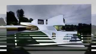 Архитектура Dupli Casa от J  Mayer H