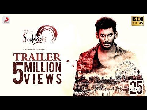 Sandakozhi 2 Official Trailer | Vishal, Keerthi Suresh, Varalaxmi