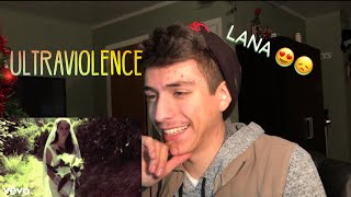Lana Del Rey- UltraViolence (Official Music Video)| Reaction