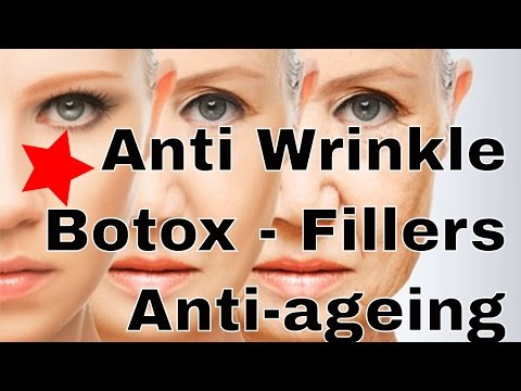 Anti Wrinkle Injections, Botox and Fillers   Anti ageing Injectables