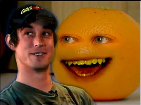 boedigheimer - The Annoying Orange Exclusive Interview from the Partner's Project. This week Shira interviews Dane Boe from the Annoying Orange. His funny videos, animation...