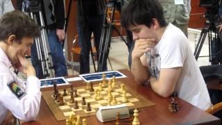 Armageddon chess blitz GM Nepomniachtchi - GM Karjakin