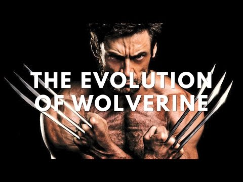 The Evolution of Wolverine in Television  Film