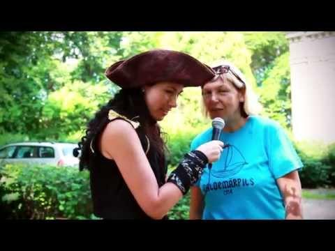 """AtputasBazes.lv Tūrisma rallijs """"Labo pirātu reiss"""" 2014 2 daļa"""