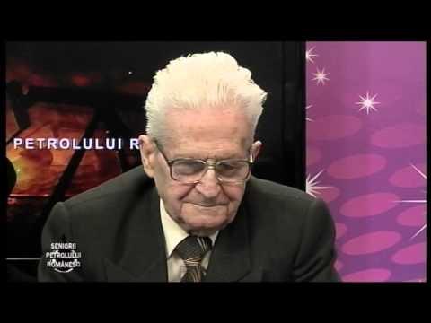 Emisiunea Seniorii Petrolului Romanesc – 12 decembrie 2015 – partea a II-a