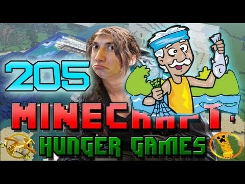 Minecraft: Hunger Games w/Mitch! Game 205 – Sparkles Dudley!