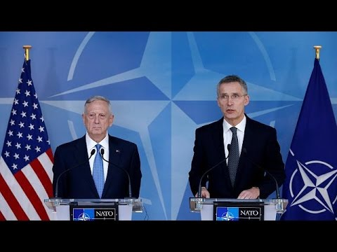 ΝΑΤΟ: Νέες πιέσεις για αύξηση των αμυντικών δαπανών