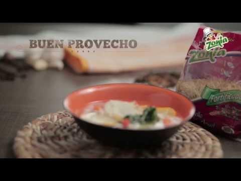Video - Receta sopa de cabello de ángel - Pastas Zonia