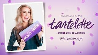 Meet tartelette Leigh Ann: Multi-tasker