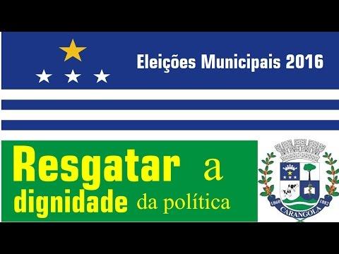 Eleiçoes 2016 - Leitura dirigida com Padre Jamir Pedro Sobrinho