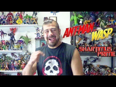 Ant-Man And The Wasp No Spoilers THEN Spoilers ShartimusPrime Movie Review