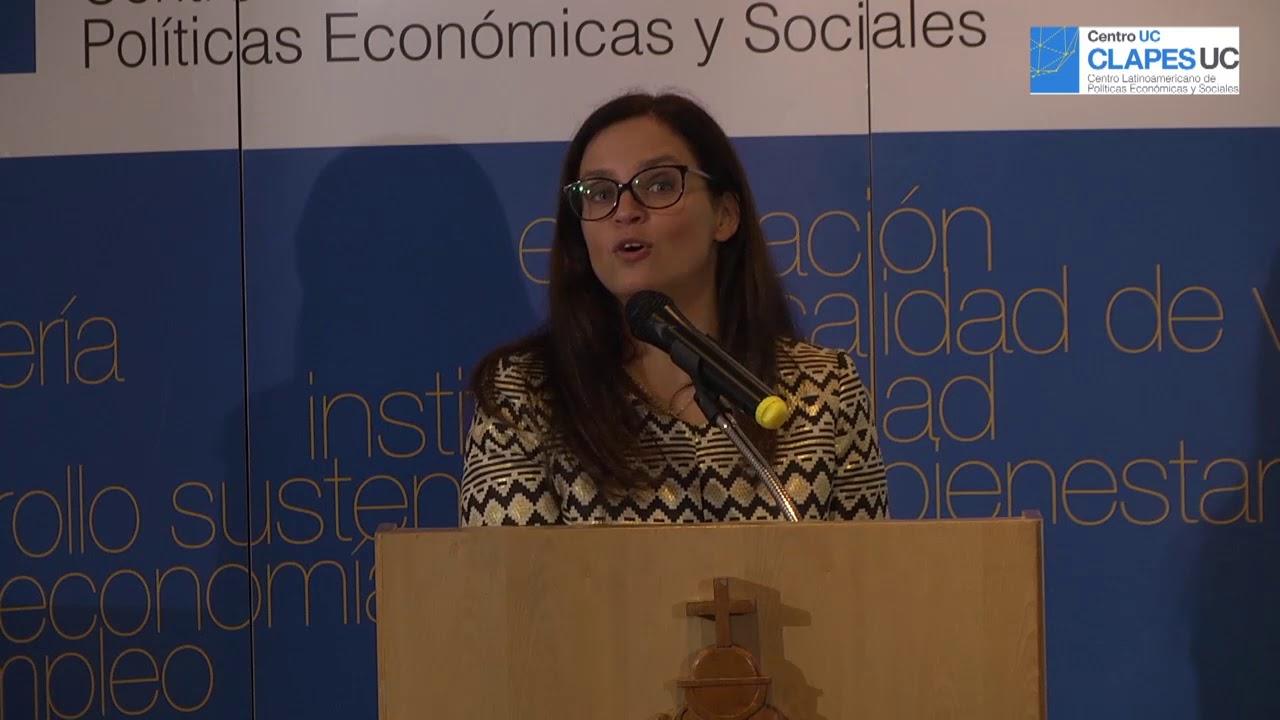"""Seminario """"Temores en las pensiones: la encuesta"""""""