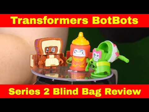 Transformers BotBots Series 2 Blind Box Unboxing!