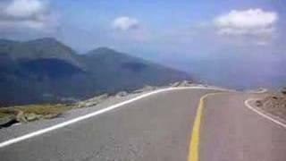 6. BMW R1150R ride on Mt Washington, NH