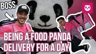 Video Foodpanda Delivery For a Day (Undercover Panda) MP3, 3GP, MP4, WEBM, AVI, FLV September 2018