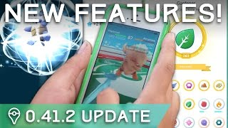 NEW UPDATE IS ROLLING OUT FOR POKÉMON GO - FASTER EVOLUTIONS, MEDALS, & TRAINING by Trainer Tips