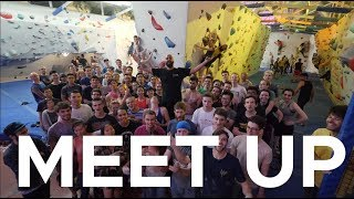 MEET UP by Bouldering Bobat