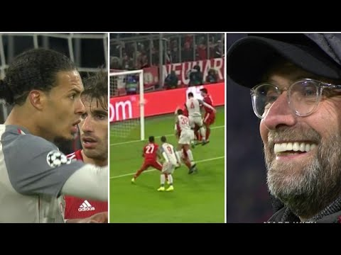 Liverpool Outclass Sorry Bayern! Bayern Munich 1-3 Liverpool Goal Review