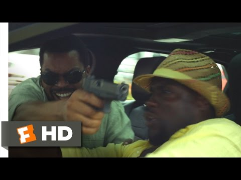 Ride Along 2 - Video Game Car Chase Scene (5/10) | Movieclips