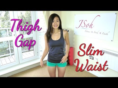 thigh - Here's your most requested workout to target and tone up your inner thighs at the same time to work on your waist line to give you a slim and sexy waist. Do ...
