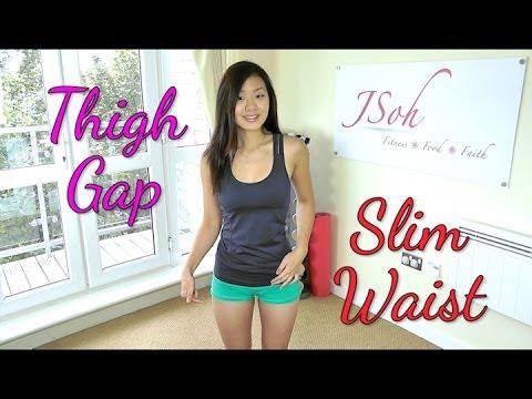 Tube : Inner Thigh Gap & Slim Waist Workout (Do This!)…