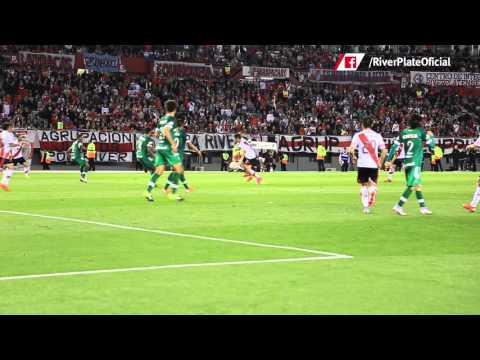 El segundo gol de Sánchez a Chapecoense
