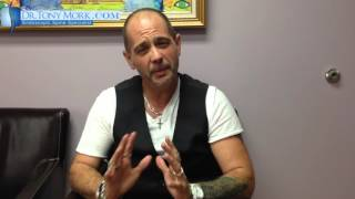 Patient Story of Steve Grad (Pawn Stars TV Show) by Dr. Tony Mork