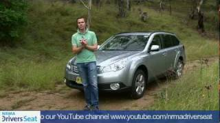 2012 Subaru Outback Car Review: Long-Term Loan - Part 1