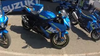 3. 2018 Suzuki GSXR750 Ride Review!